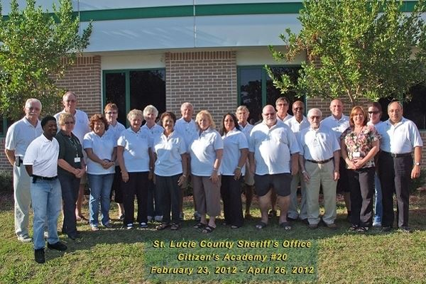 Citizens Academy 20