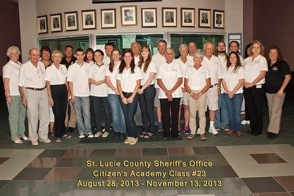 Citizens Academy 23
