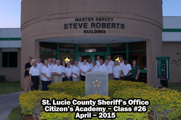 Citizens Academy 26