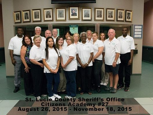 Citizens Academy 27