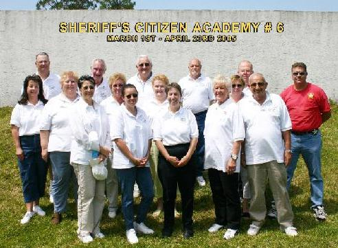 Citizens Academy 6