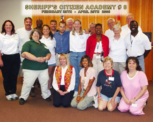 Citizens Academy 8
