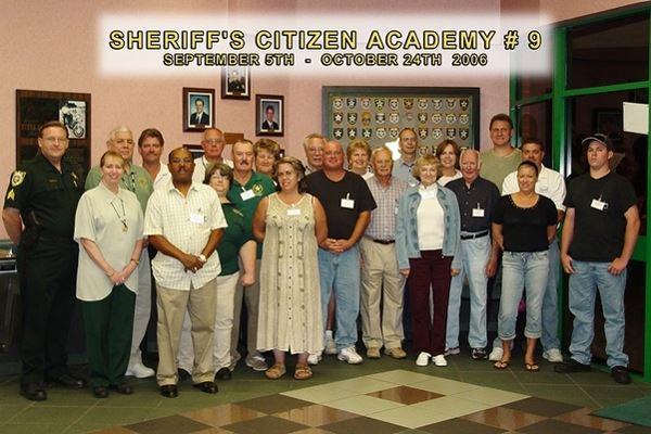 Citizens Academy 9