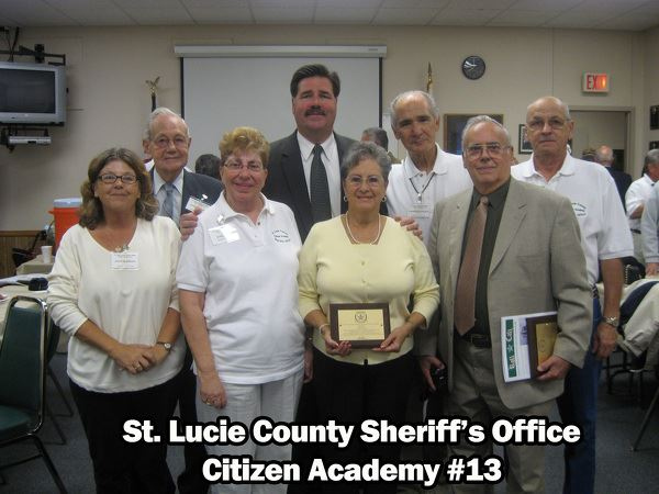 Citizens Academy 13