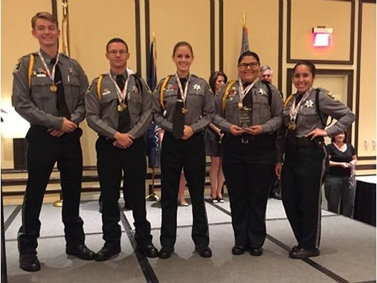 2015 Explorers Awards Ceremony