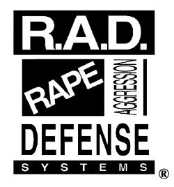 RAD - Rape Aggression Defense - Systems