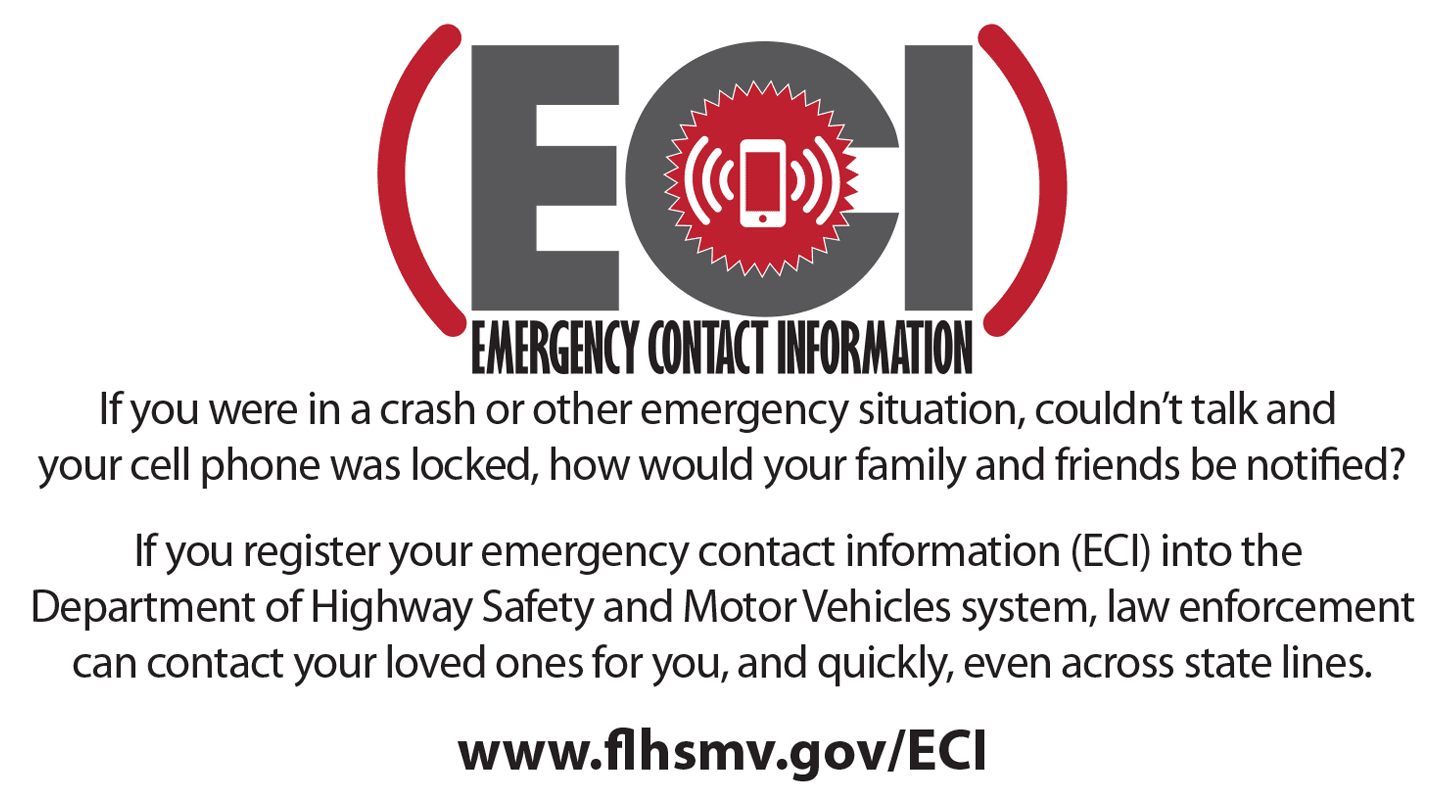 Emergency Contact Information Logo