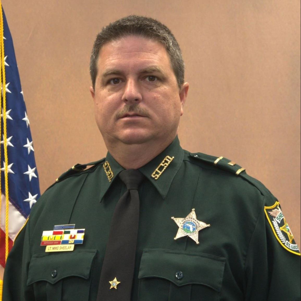 Photo of Captain Michael Sheelar