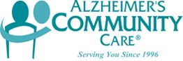 The log for Alzheimer's Community Care organization.