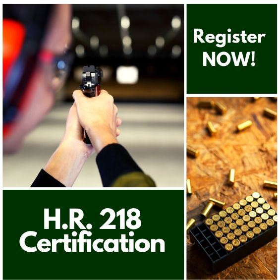 Graphic showing H.R. 218 Registration