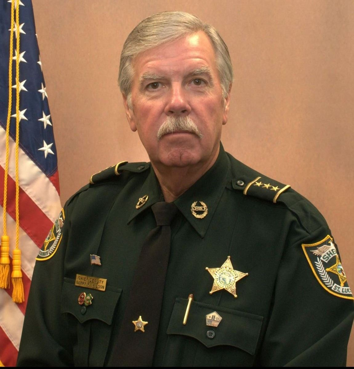 Photo of Chief Deputy Garry Wilson