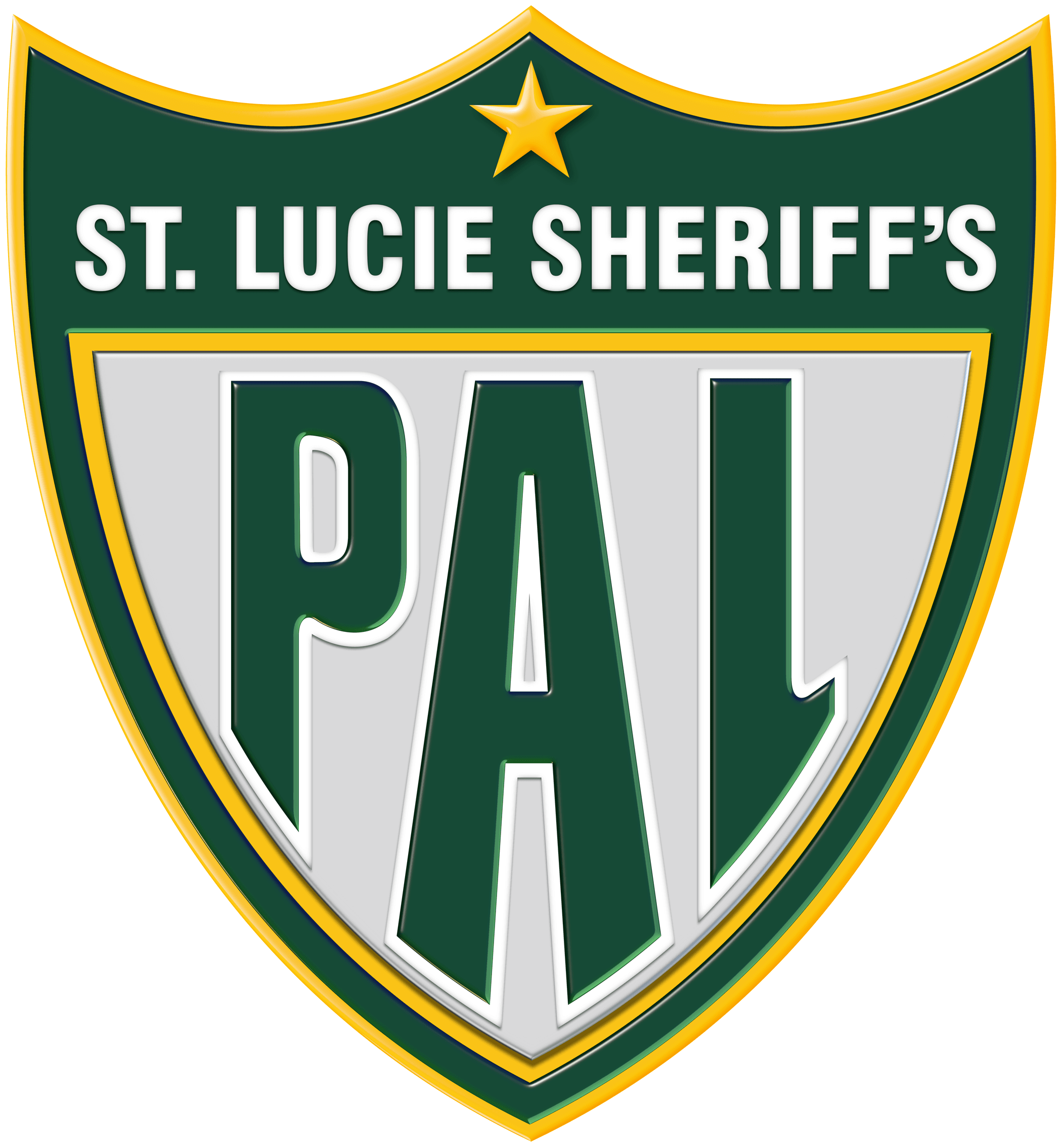 St Lucie Sheriff PAL Logo Opens in new window